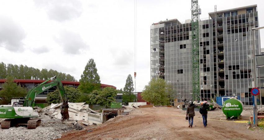 Interview in het vastgoedjournaal 'bijzondere bouwprojecten met een verhaal'
