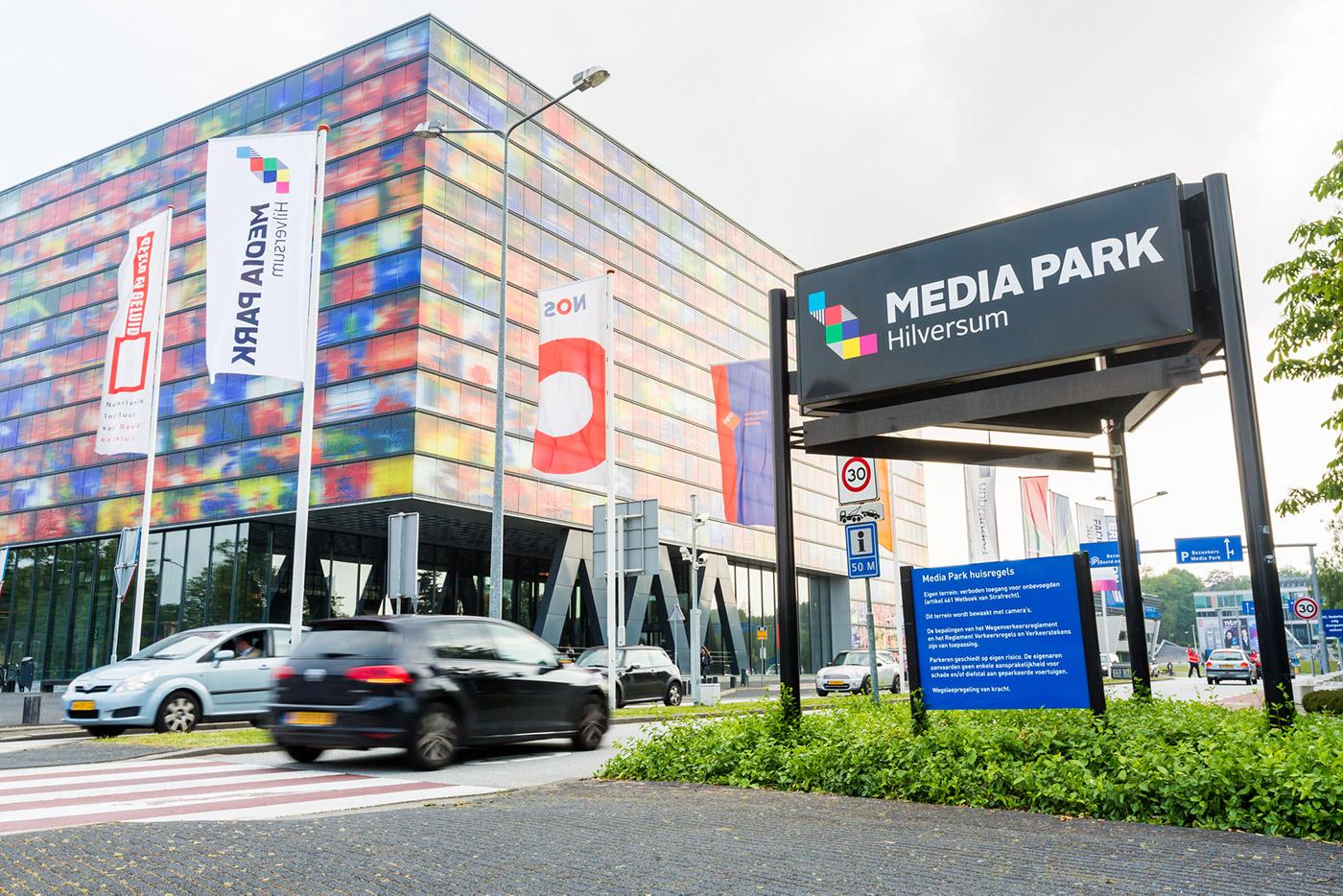 Managementwissel Media Park Beheer